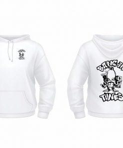 Bangin Tunes Original Black Logo Hoodie
