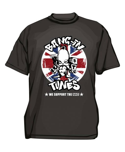Mens T-Shirt - We Support The NHS